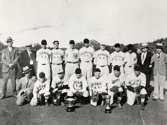 Gibbard L&A Baseball Team