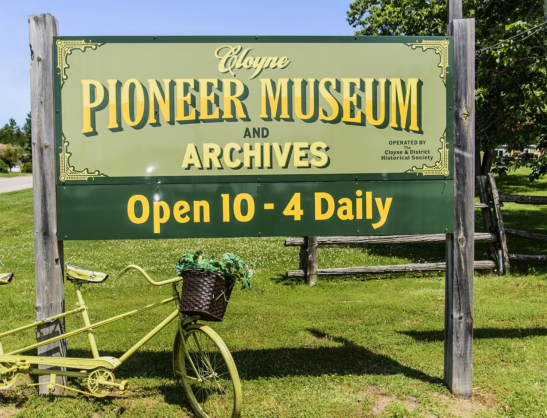 Cloyne Pioneer Museum