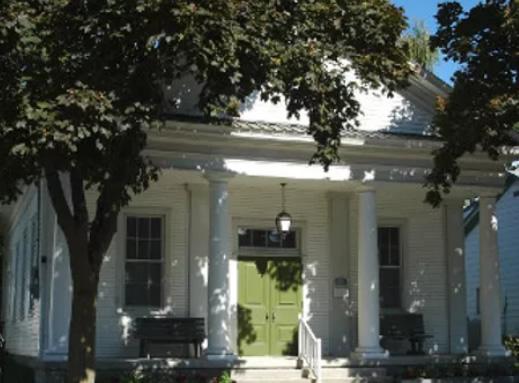 Bath Museum in Bath Ontario